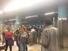 metro sdo Reperpero en el Metro de Santo Domingo