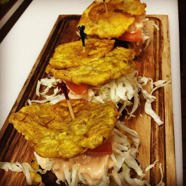 mini chimis 7 platos deliciosos y full de #PlatanoPower