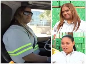 mujeres patanistas Zona 5: Dominicanas patanistas
