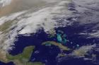 nasa1 Desde la atmósfera: Así se ven las tormentas de nieve que fuñen a EEUU