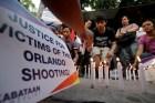orlando Donarán US$8,5M a los afectados por masacre Orlando
