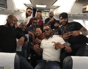 rd6 Video: La chercha en la guagua del equipo dominicano