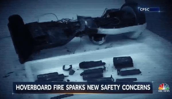 tytuuyu Un Hoverboard explota, provoca un incendio y muere niña de dos años