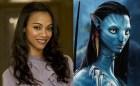 zoe saldac3b1a Zoe Saldaña revela detalles de Avatar 2