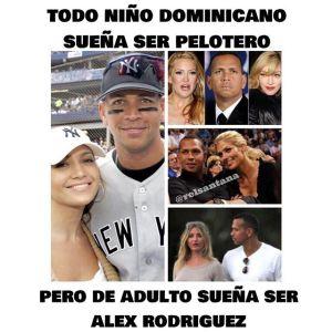 Todo niño dominicano sueña ser....
