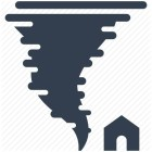 alerta torna Sudeste de EE.UU:Millones en alerta por posibles tornados