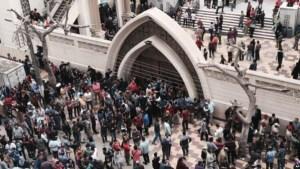 atentato egipto Doble atentado contra iglesias en Egipto