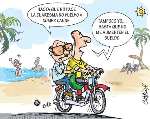 "caricatura2 Caricatura – ""Cuaresma y carne…"""