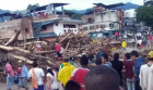 colombia Colombia: una avalancha dejó al menos 16 muertos