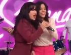 francisca lachapel Video   Francisca Lachapel rinde tributo a Selena Quintanilla