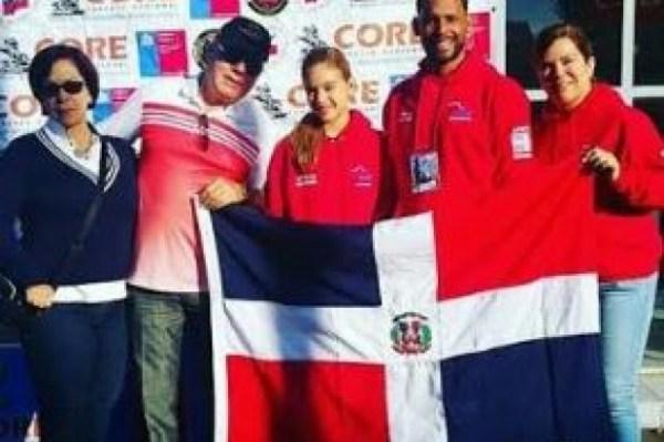 gran rancagua RD campeón en torneo de taekwondo en Chile