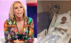 laura bozzo Señorita Laura al borde de la muerte tras cirugía