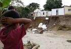 lluvias1 Van 4.776 desplazados por lluvias en RD
