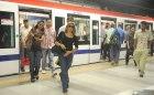 metro de santo domingo pasajeros El Metro de Santo Domingo ya casi opera sin déficit