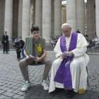 papa Lavanderia del Papa