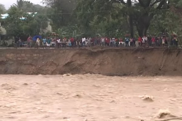 rio República Dominicana sigue en alerta por lluvias e inundaciones