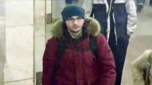 sso El sospechoso del ataque en metro de San Petersburgo