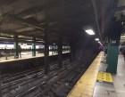 subway ny Asaltante escapa y muere electrocutado en tren NY