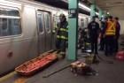 tren ny Hombre muere aplastado por tren en NY