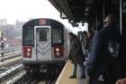 tren ny1 Preocupación por plomo en pintura de tren en NY