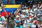 venezuela3 Convocan plantón nacional en Venezuela