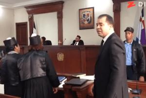 affe gutic3a9rrez Video   Momento del veredicto al esposo de Sarah Pepén
