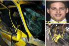 arturo guzman rodriguez Muere joven en aparatoso accidente en Santiago