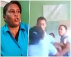 estudiante1 Maestra explica golpes de estudiante a compañera