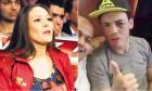 frida muc3b1oz La jeva de Julio César Chavez Jr. habla sobre el video y las mujeres