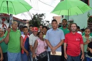 marcha verde Marcha Verde pa' Capotillo