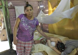 micro Ayudemos a esta joven dominicana