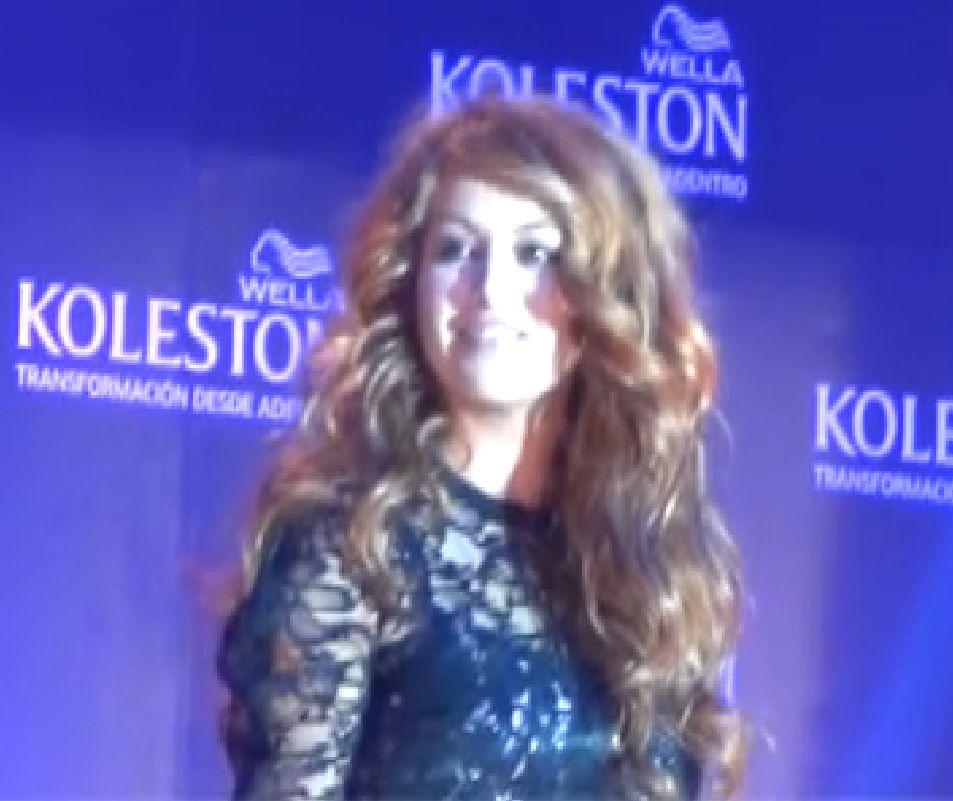 paulina Video   Paulina ya no tiene pelo Rubio, ¿les gusta su nuevo look?