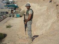 tamis Martinez veterano de Iraq. De Nagua rd.