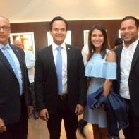 Jose Montas, Yasser Marmol, Desiree Rodriguez, Nelson Marrero
