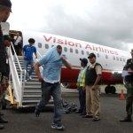 deportados 150x150 Llegan 88 criollos repatriados de EEUU