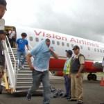 deportados 150x150 Hoy llegaron 81 criollos repatriados de EEUU