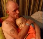 Braiden Prescott 300x273 Gritó ¡una foto ahora! y murió abrazando a su papi