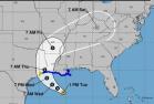 Cindy 300x203 Se forma la tercera tormenta tropical en el Atlántico