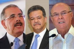 Hipólito Leonel y Danilo 300x200 Estudio: Hipólito, Leonel y Danilo violaron leyes para favorecer a Odebrecht