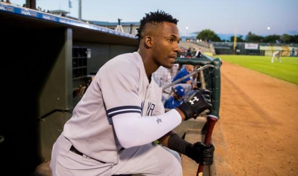 Miguel Andujar 600x354 Prospecto dominicano rumbo a Grandes Ligas con los Yankees