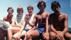 Panas 300x169 Estos 5 panas se han tirao la misma foto durante 35 años