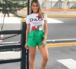 caroline 150x136 Caroline Aquino no irá pa transmisión en NY por lío con visado