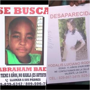 desa 300x300 Niños desaparecidos: ¿Qué está pasando en Boca Chica?