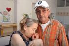 Atifa Ljajic Alina y Serif Nokic 300x200 Doña es madre por primera vez a los 60 años y su marío se embala