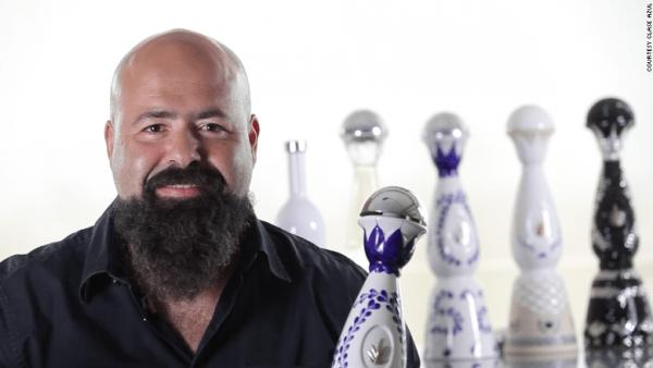 Clase Azul 2 600x338 El tequila que cuesta 30.000 dólares la botella; sin resaca