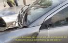 Fulgencio Espinal 300x191 Video   Así quedó el carro de dirigente político muerto en accidente