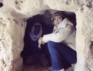Kathleen Martinez 300x231 Dominicana sigue buscando la tumba de Cleopatra