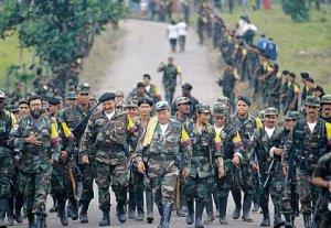 Las FARC 300x207 Las FARC llegan a su fin con 10.000 miembros; un dominicano
