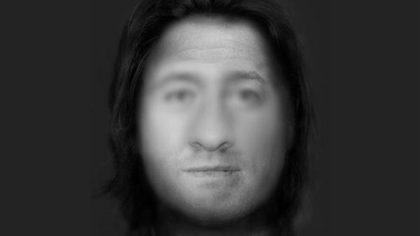 Este hombre murió hace 4,500 años