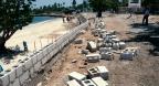 Malecón de Boca Chica 300x163 Dicen construcción muro en Boca Chica ta` echando la playa patra`
